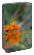 Wallflower Wildflower Portable Battery Charger
