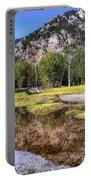 Wallowa Lake Reflections Portable Battery Charger