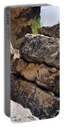 Walnut Canyon Cliffs Portable Battery Charger