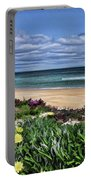 Wandering Around The Foreshore Portable Battery Charger