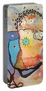 Wandering In Thought Portable Battery Charger