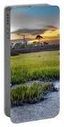 Waning Sun Portable Battery Charger
