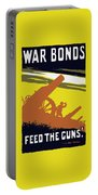 War Bonds Feed The Guns Portable Battery Charger