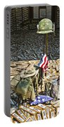 War Dogs Sacrifice Portable Battery Charger