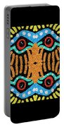 War Eagle Totem Mosaic Portable Battery Charger