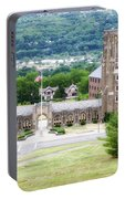 War Memorial Lyon Hall Cornell University Ithaca New York 01 Portable Battery Charger