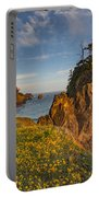 Warm And Peaceful Coast Portable Battery Charger