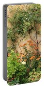 Warm Colors In Mission Garden Portable Battery Charger
