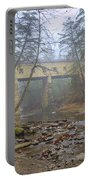 Warner Hollow Rd Covered Bridge Portable Battery Charger