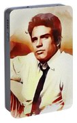 Warren Beatty, Vintage Movie Star Portable Battery Charger