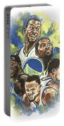 Warriors Portable Battery Charger