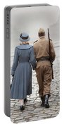 Wartime Couple Portable Battery Charger