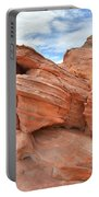 Wash 3 Beehives In Valley Of Fire Portable Battery Charger