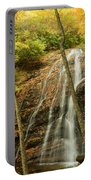 Wash Hollow Falls Nantahala National Forest Nc Portable Battery Charger