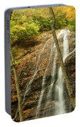 Wash Hollow Falls Nantahala National Forest Nc Portable Battery Charger