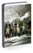 Washington And His Generals  Portable Battery Charger