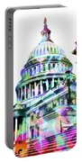 Washington Capitol Color 1 Portable Battery Charger