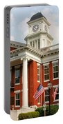 Washington County Courthouse Portable Battery Charger by Kristin Elmquist