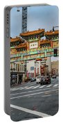 Washington D.c. Chinatown Portable Battery Charger