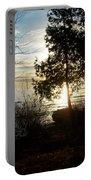 Washington Island Morning 2 Portable Battery Charger