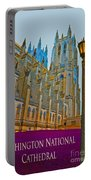 Washington National Cathedral Travel Portable Battery Charger