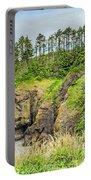 Washington State Coastline Portable Battery Charger