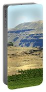 Washington Stonehenge With Vineyard Portable Battery Charger