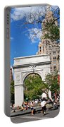 Washingtone Square New York Portable Battery Charger