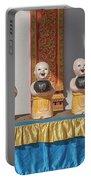 Wat Mae Faek Luang Phra Wihan Daily Merit Bowls Dthcm1879 Portable Battery Charger