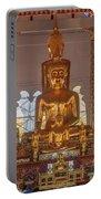 Wat Suan Dok Wihan Luang Buddha Images Dthcm0952 Portable Battery Charger