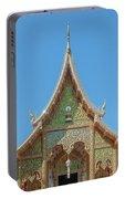 Wat Suan Prig Phra Wihan Gable Dthcm2391 Portable Battery Charger