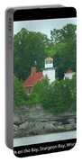 Watch Over Sturgeon Bay Portable Battery Charger