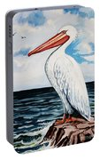 Watcher Of The Sea Portable Battery Charger