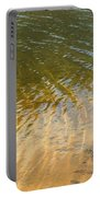 Water Abstract - 1 Portable Battery Charger