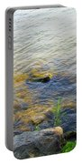 Water And Earth Portable Battery Charger