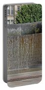 Water Feature - Derby Portable Battery Charger
