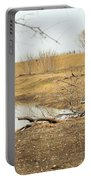 Water Hole 006 Portable Battery Charger