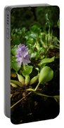 Water Hyacinth Portable Battery Charger