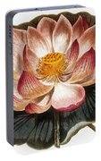 Water Lily, 1806 Portable Battery Charger