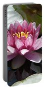 Water Lily 2 Portable Battery Charger