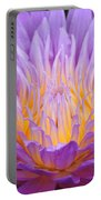 water lily 55 Ultraviolet Portable Battery Charger