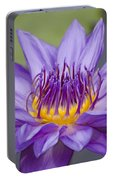 Water Lily Director George T Moore Portable Battery Charger