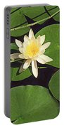 Water Lily I V Portable Battery Charger