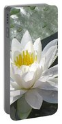 Water Lily Portable Battery Charger
