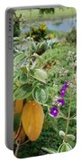 Water Plants And Flower Portable Battery Charger