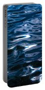 Water Ripples On Surface Portable Battery Charger