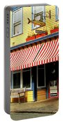 Water Street Cafe Portable Battery Charger