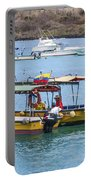 Water Taxis Waiting Portable Battery Charger