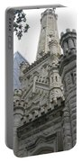 Water Tower And Sears Tower Portable Battery Charger