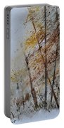 Watercolor 010104 Portable Battery Charger